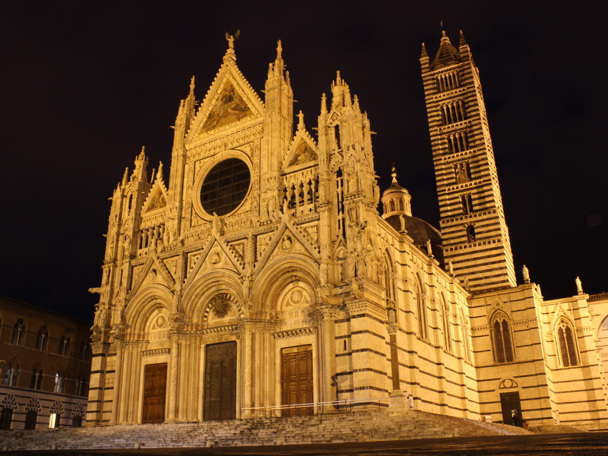 Duomo - evenings and mornings are the best!