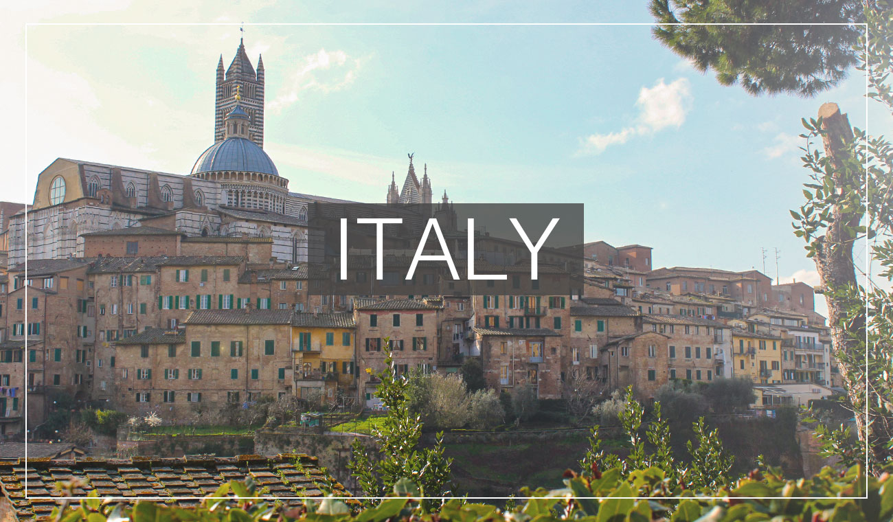11 Reasons for falling in love with Siena, Italy