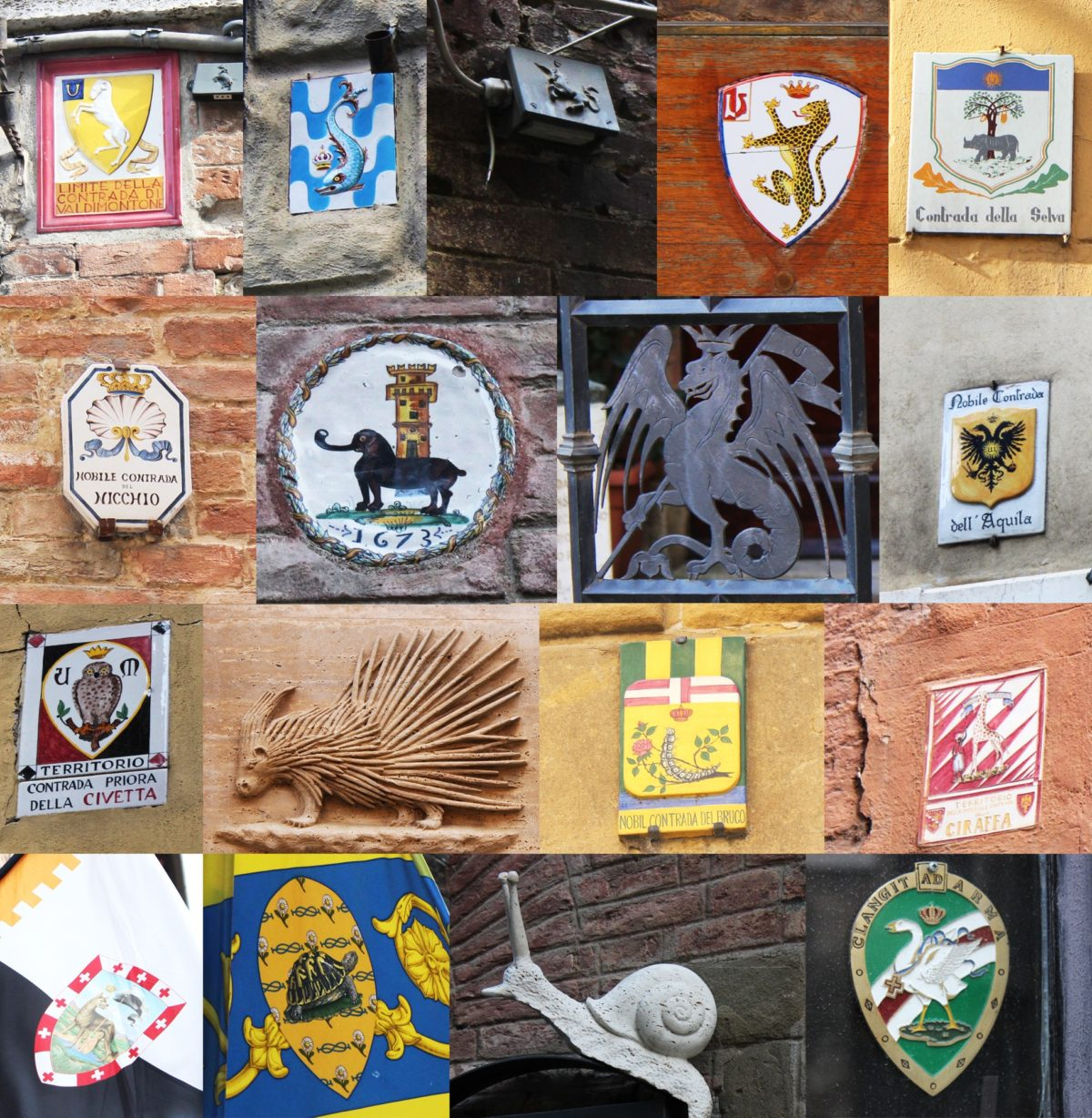the contrada system is the fundament for il palio