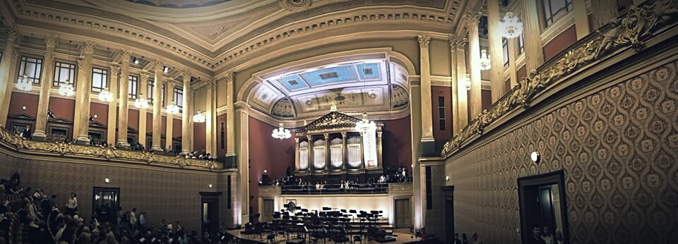 The kickass classical concert in Prague