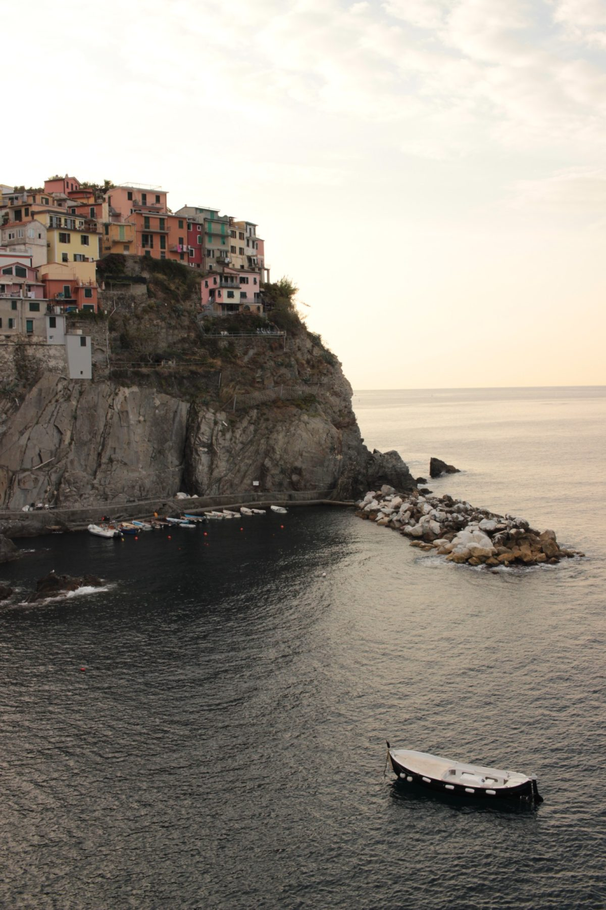 Another view of Manarola's Sunrise