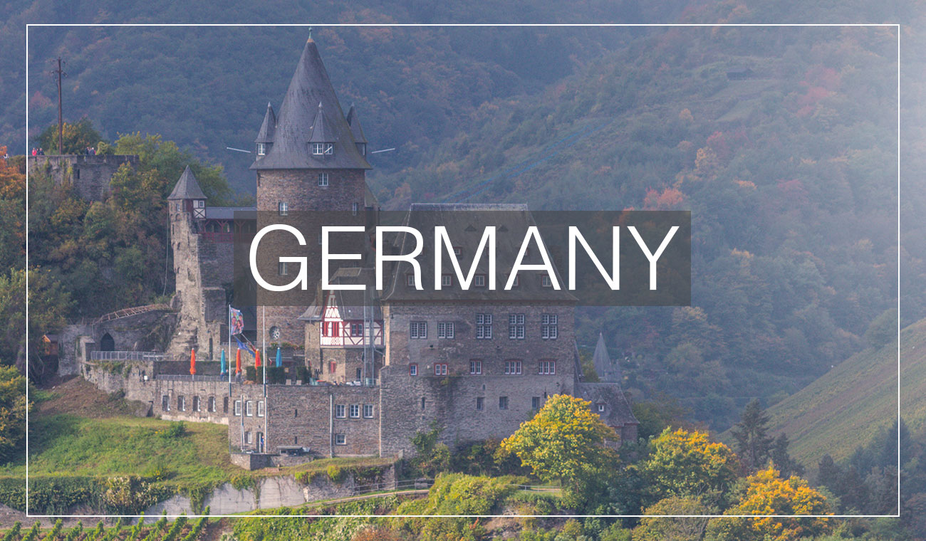 Rheingau Castles – photography hike from Lorch, Germany