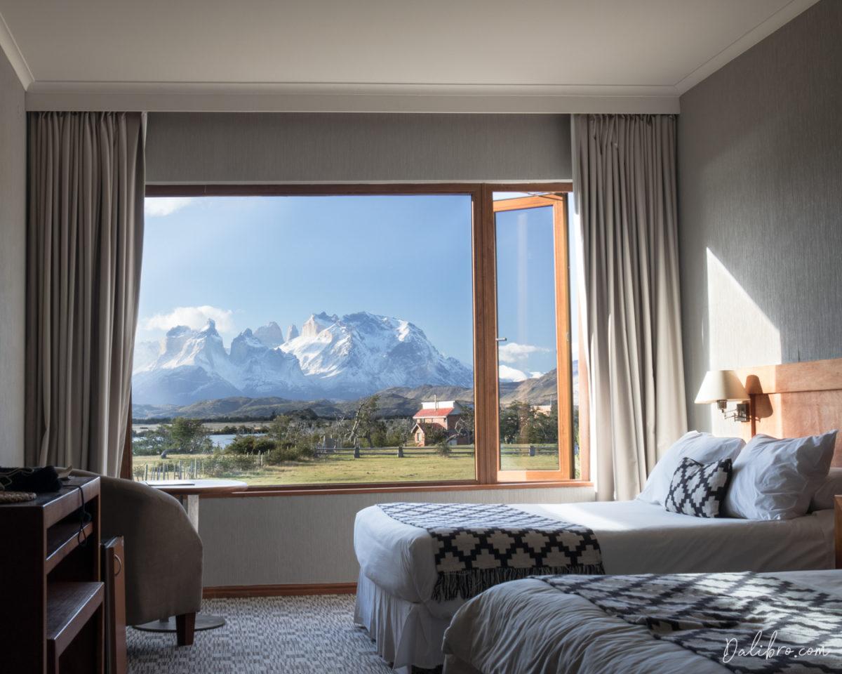 Hotel rio serrano room view