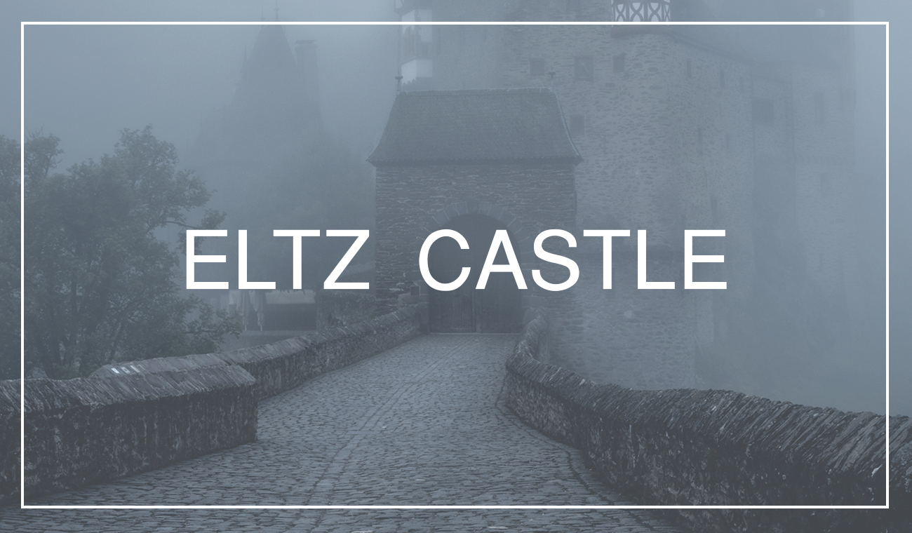 Eltz Castle Germany - how to get there and photograph