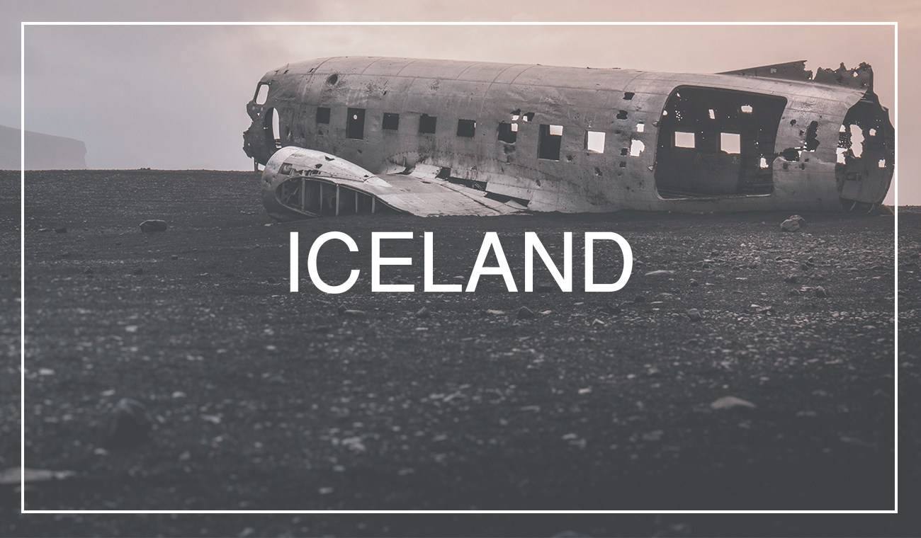 Solheimasandur plane wreck, Iceland - how to get there and photograph