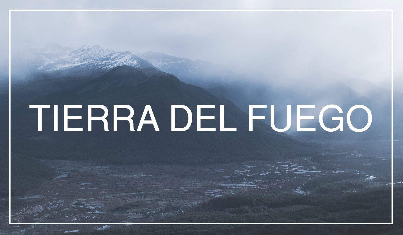 Visiting and photography in Tierra del Fuego, Patagonia, Chile