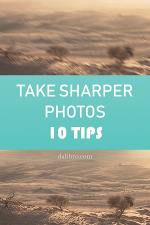 pin take sharper photos for pinterest