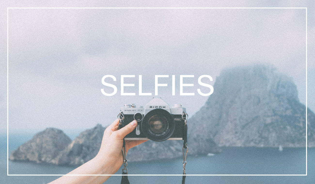 Conversation Alley: About selfies and self-portraits