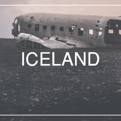 Solheimasandur plane wreck, Iceland - how to get there in 2018 and photograph