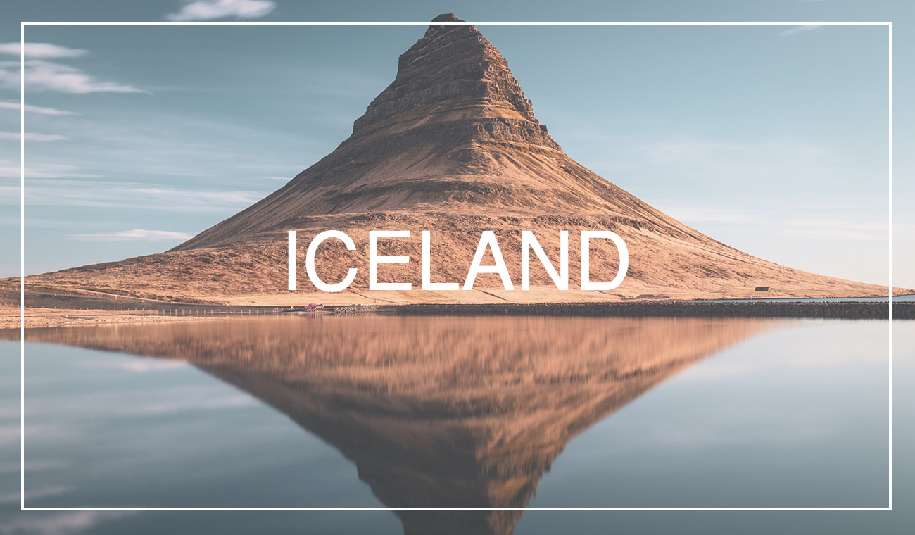 Iceland free itinerary for photographers in April