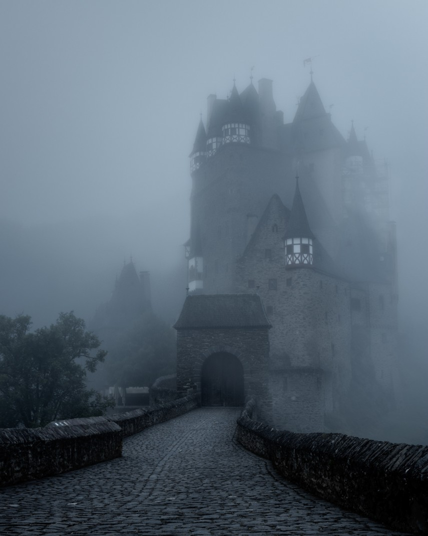 The Eltz castle - favourite photographs of 2018, Dalibro