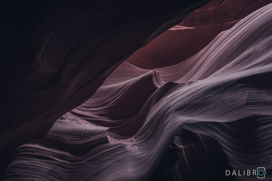 An example of my semi-dark edit from the Lower Antelope Canyon