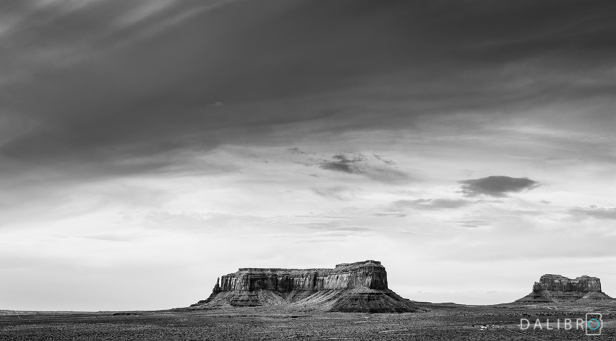 In this image of Monument Valley, I wanted to capture the vastness of the area. Simply incredible!