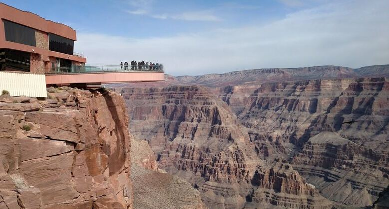 Grand Canyon's West Rim - the Skywalk