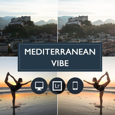 Mediterranean Vibe - Lightroom Preset by Dalibro
