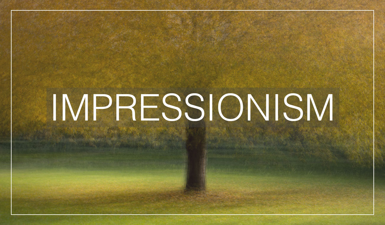 Impressionist landscape photography techniques